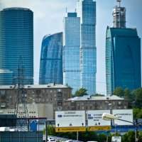 Big city life :: Артём Толокнов