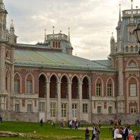 Царицыно.Большой дворец :: Anna Kashkovskaya