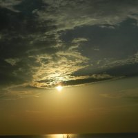 Золото заката :: Lina Liber