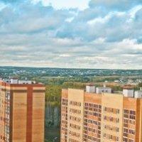 панорама казани :: Николай Шлыков