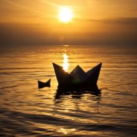большому кораблю большое плавание :: Николай Шлыков