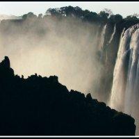 Водопад Виктория :: Евгений Печенин