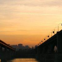 Между двух мостов :: Виктория Чагина