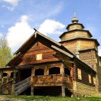 Покровская церковь ( 1731) :: Юлия Крайнова