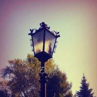 Одинокий фонарь :: Helena Exotica