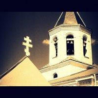 Церковь Николая Чудотворца (фрагмент) :: Helena Exotica