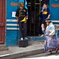 Боливия 2012, Ла-Пас. :: Олег Трифонов