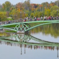 Царицыно. Мост :: Anna Kashkovskaya