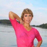 Пресловутая розовая кофточка))  (Я - модель) :: Светлана Игнатьева