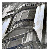 Балкон с улицы Авиастроителей :: Яна Сабурова