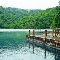 Сказка о Плитвицких озерах :: Анастасия Фенько