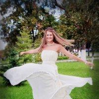 в танце любви :: Анастасия Яковлева