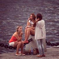 Ода женскому курению :: Sergei Khandrikov