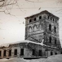 старое здание :: Николай Шлыков