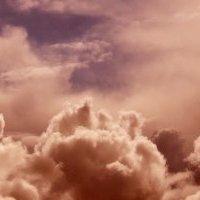 Небо, облака :: Vera Erchinskaya
