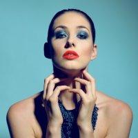 Model - Alina Teliuk, MUA - Oksana Shutova :: Наталья Копнина