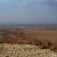 Со смотровой площадки в горах Аль Айна :: Яна Бобкова