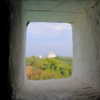 Window in Yaroslavl' :: Оксана Рыськова