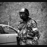 Солдат :: Анастасия Власова