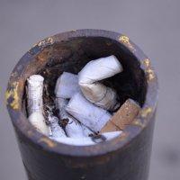 Курение убивает :: Дмитрий Лысенко