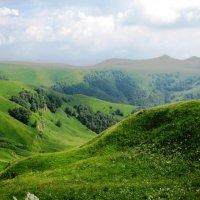 Перевал Гум-Баши на территории республики Карачаево-Черкессия :: Евгения Рудякова