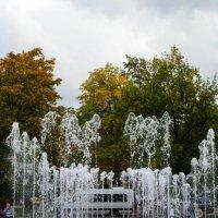 фонтан в Кронштадте :: Алексей Кудрявцев