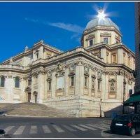 Базилика Санта Мария Маджоре в Риме :: Евгений Печенин