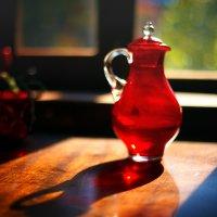 Брусничный чай :: Daria Bundina