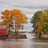 Осень в Кронштадте :: Максим Судаков