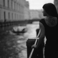 Дождливый город2 :: Алексей Лебедко