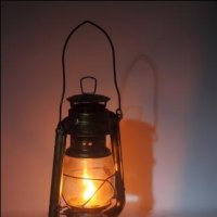 Керосиновая лампа :: Людмила Тарасова