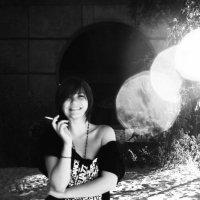 I love her smile :: Вероника Сидоренко