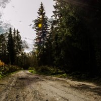 наступает осень :: Marina Tikhonova