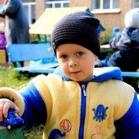 детский сад :: Екатерина Тележенко