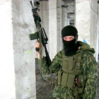 Боец :: Дмитрий Арсеньев