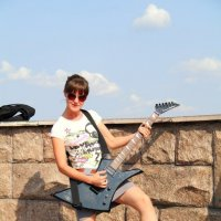 Hard Rock :: Оксана Рыськова