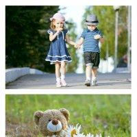 Love story по-детски :: Анна Полбицына