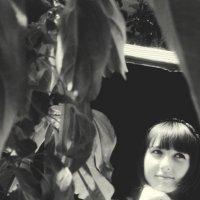 задумчивый взгляд :: Эльмира Алеева
