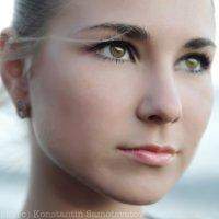 Портрет Ольги :: Константин Самоцветов