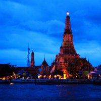 храм в Бангкоке :: Tatiana Litvinova
