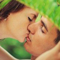 Поцелуй :: Евгений Старков