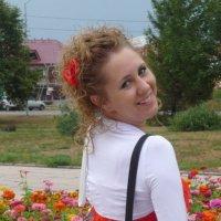 В цвету :: Анастасия Черепанова