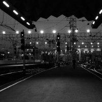 Питер вокзал :: Настасья Матвеева