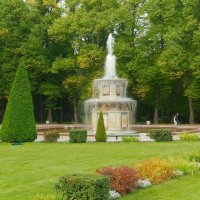 нижний сад Петергофа :: Алексей Кудрявцев