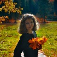 Осенний букет :: Женя Рыжов