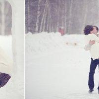 зима, снег, мороз и любовь! :: Vera Zephir