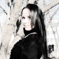 девушка :: ольга иванченко
