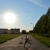 Солнечный мяч :: Павел Самарович