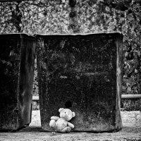 Покинутое детство :: Юрий Неганов