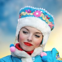 Женский портрет :: Виктор Ковчин